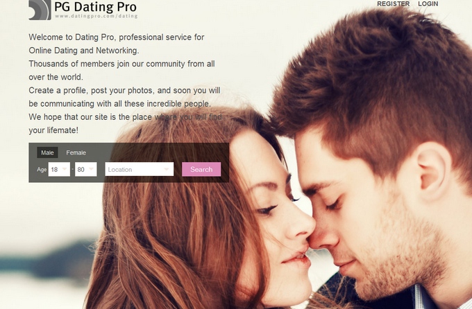 Update dating site