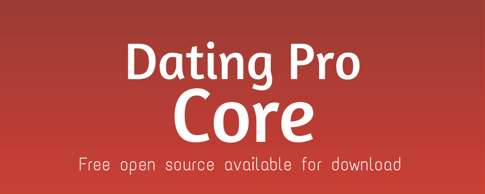 Free Online Dating Software Open Source