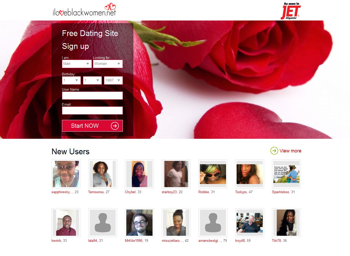 Online dating sites free no sign up