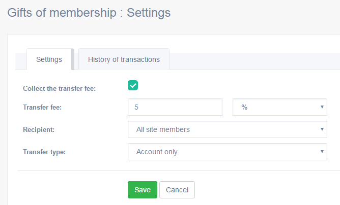 gift-of-membership-settings