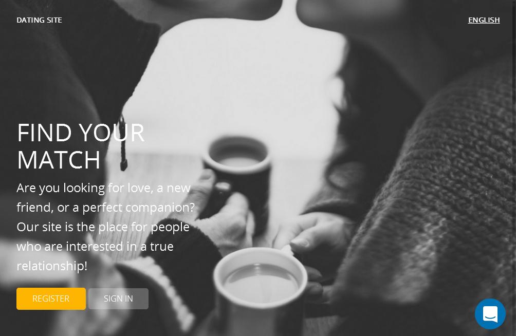 intercom-chat-on-dating-website