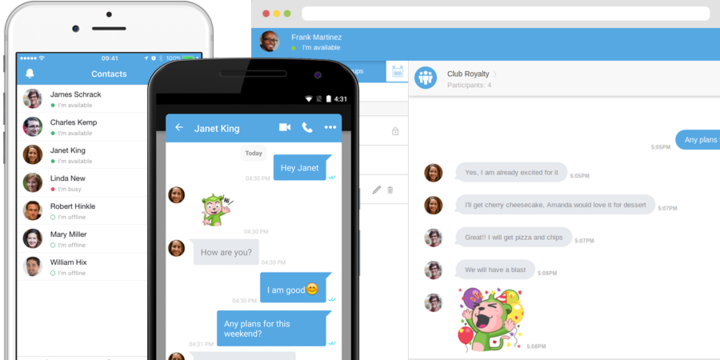 Video chat by Cometchat