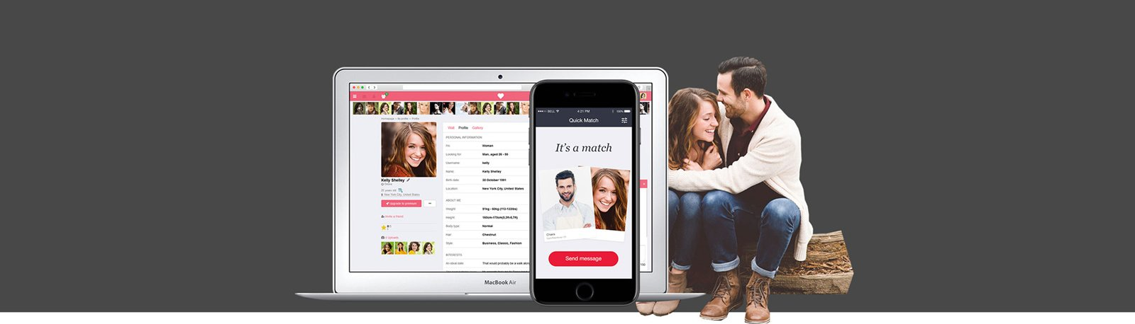 The Easist way to launch your own Dating Site