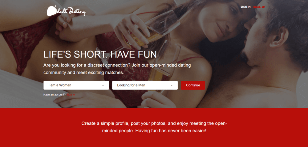 PG Dating Pro: Niche package for adult dating and casual dating sites