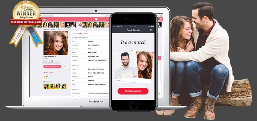 Dating Pro - everything you need to start a social network or a dating service Open code software for creating custom social networks, web communities and dating sites. Powered by Dating Pro