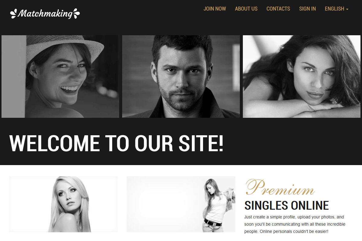 Dating Pro: Matchmaking software for professional matchmakers