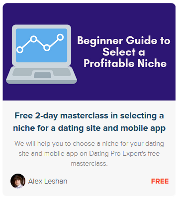 starting a dating website for free